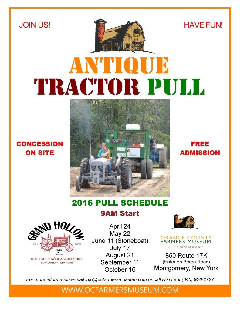 Tractor Pull Schedule : Antique tractor pull at otisville fair orange county
